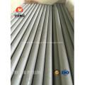 Aleación de níquel caldera tubo ASTM B444 UNS N06625