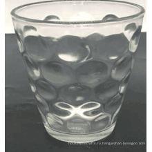 270 мл образец Бесплатная Оптовая продажа чашки tumbler выпивая стекла воды много акций на продажу