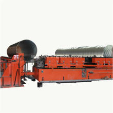Sammansatt Korrugerad Metal Road Culvert Pipe Forming Machine