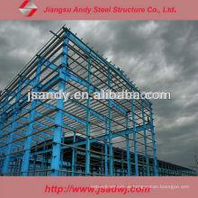 Design und Herstellung Long Span Stahlbau Werkstatt / Lager Dach