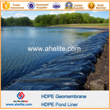 LLDPE PEBD PVC EVA PEAD Geomembranefor Vida Selvagem Lago Forros