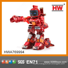 From China's new design 2.4 g wireless remote control robot toys wholesale