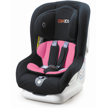 Baby car seats with red black cover