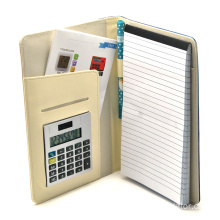 Notepad Organizer with Calculator and Penholder