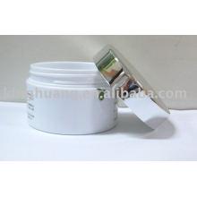 Plástico whowle rodada PETG jar