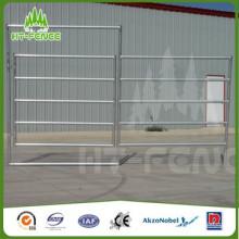 1.8*2.4m Galvanised Steel Horse Fence