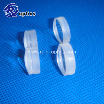 Optical BK7&ZF2 glass achromatic doublets lenses