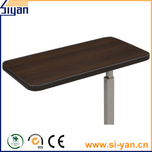 Pvc pressed mdf dining table designs