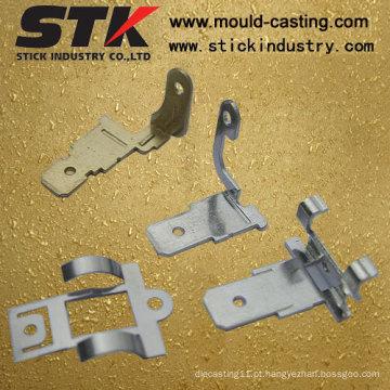 Fabricação de Metal / Precision Stamping Parts