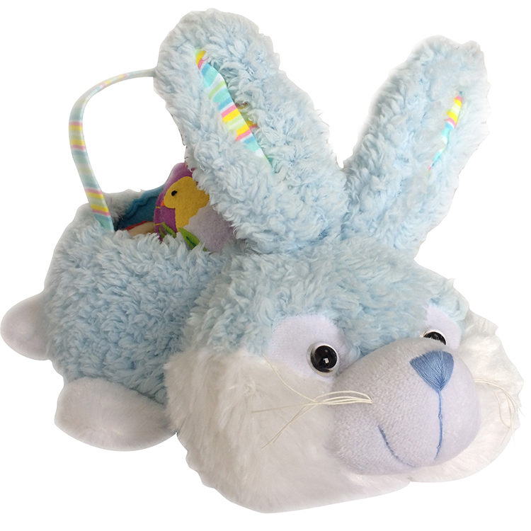 Easter Plush Bunny Gift Bag