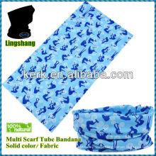 LSB109 Hot Sale New Style elastic polyester Bandanas Headwear unique bandanas for sale