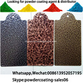 Hammer Texture Elektrostatik Spray Powder Coatings