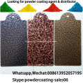Hammer Texture Elektrostatische Spray Powder Coatings