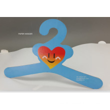 Cheap Recyclable Custom Paper Shirt Hanger Cardboard Made in China