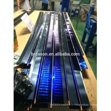 Équipement de soudure en aluminium de panneau solaire