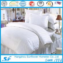 3cm ou 1cm Stripe Algodão Roupa de cama