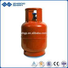 Accueil utilisé de petites bouteilles de gaz GPL 5 kg à vendre
