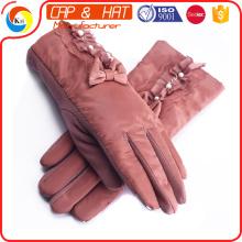 Персонализированные Thinsulate тепловой Lined Stretch Зимние акриловые трикотажные перчатки для мобильных телефонов