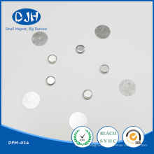 Round Sintered NdFeB Flexible Magnet for Packing (DPM-016)