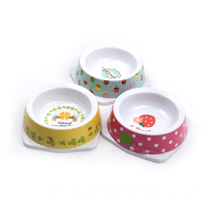 Food Grade Melamine Small Pet Bowl