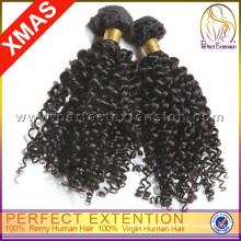 Горячий продукт продажи афро Onlin волос Бунд с натуральных волос