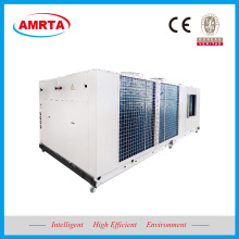 Rooftop Packaged Unit with Hot Water Coil