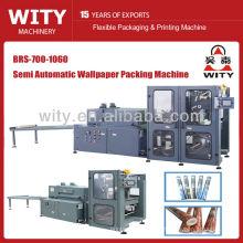 BRS-700/1060 Semi Automatic Multifunction advertisement paper wrapping Machine