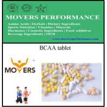 Nutrition sportive OEM: Bcaa Tablet