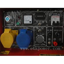 Generador de soldadura de doble voltaje diesel (DWG6LN)