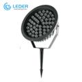 LEDER Dimmable Aluminum Black 50W CREE LED Spike Light