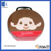 Personalized Cute Tin Lunch Boxes