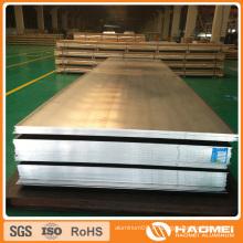 5083/5182 DC Grade Plaque en aluminium pour tableau de camion