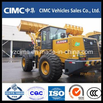 China Cheap Loader 5 Ton XCMG Wheel Loader (ZL50GN)
