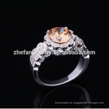 2018 moda 925 anel de prata italiana