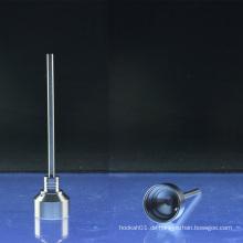 2-teilige Titan-Carb-Kappe für 14mm 18mm Domeless Nails (ES-TN-006)