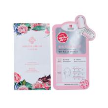 Shape Cut Pouch Reusable Laminating Films Biodegradabale Printed Diecut Biodegradable Cosmetic Packaging Bag