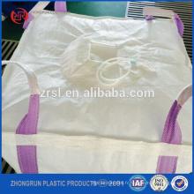 Grand sac PE Liner, grand sac en U avec doublure PE 2000kg