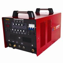Soudage par inverseur AC / DC Souare Wave Pulse TIG Machine à souder (TIG250P ACDC)