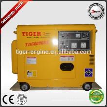 TDG6000SE TIGER BRAND DISEL GENERATOR TDF186FE