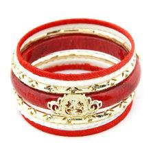 Bracelet turquoise en alliage gracieux et gracieux le plus chaud