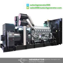 Japon 1600KW 2000KVA Mitsubishi moteur diesel générateur