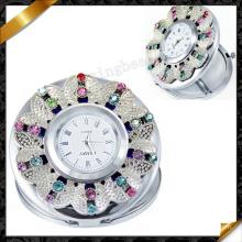 Косметические зеркала, оптовые часы подарков, зеркало стекла (MW005)