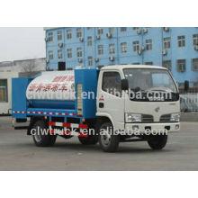 Dongfeng FRK 3-4 ton usado camiones distribuidores de asfalto venta