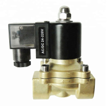 KLQD Brand 2W160-15ES Low Power Low Heat Solenoid Valve With Energy Saving Coil