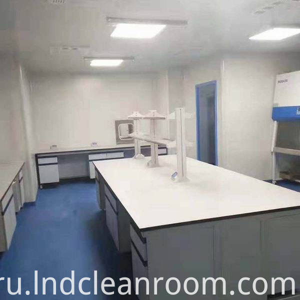 GMP clean room used in hospital delivery room