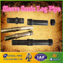 Différents types Sonic Log Pipe / Tube / Sounding Pipe (Prix concurrentiel)
