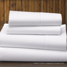 100%Cotton Plain Weave 300tc Hotel Flat Sheet (DPFB8008)