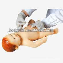 Baby Lehre Maniküre & Krankenpflege Training Modell