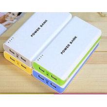 20000mAh Sicherung externe Dual USB LED Portable Power Batteriebank