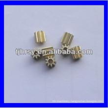 Brass pinion, Small pinion, small brass gear